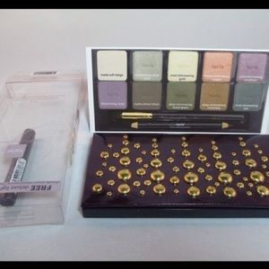 tarte ten limited edition collector's palette NIB
